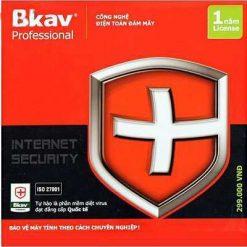 PM diệt virus BKAV InternetSercurity bản quyền 1PC