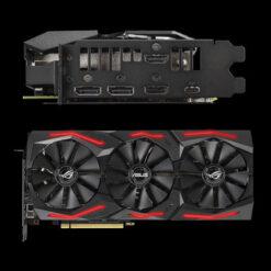 Card VGA ASUS GeForce RTX 2060 Super 8GB GDDR6 ROG Strix OC