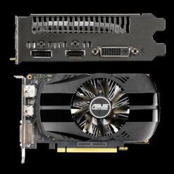 Card VGA ASUS GeForce GTX 1650 4GB GDDR5 Phoenix